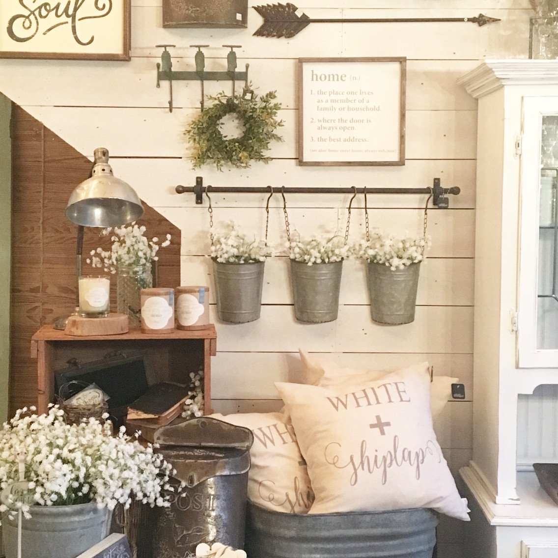 Country Kitchen Wall Decor Ideas Lovely 27 Best Rustic Wall Decor Ideas and Designs for 2019