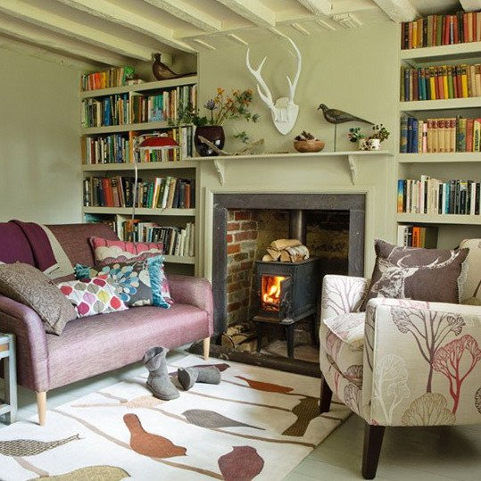 Country Living Room Decorating Ideas Beautiful Country Living Rooms – Decorating Ideas