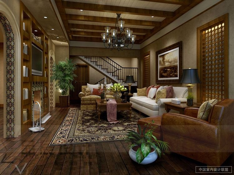 Country Traditional Living Room Beautiful Interior Designing – Drawing Rooms