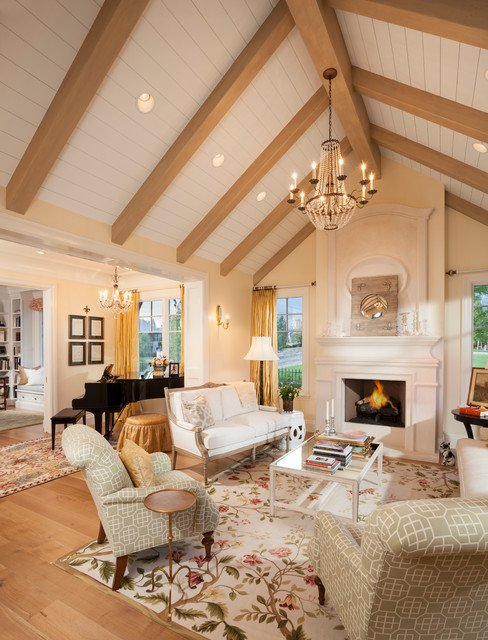 Country Traditional Living Room Elegant Country Home 02 Traditional Living Room Salt Lake City by Think Architecture Inc