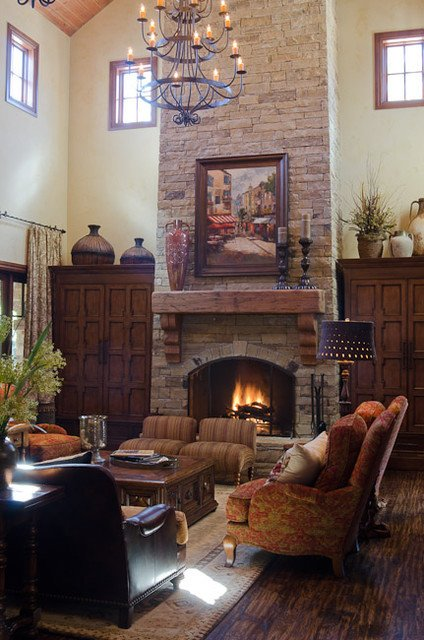 Country Traditional Living Room Elegant Texas Hill Country Style Traditional Living Room Oklahoma City by Brent Gibson Classic