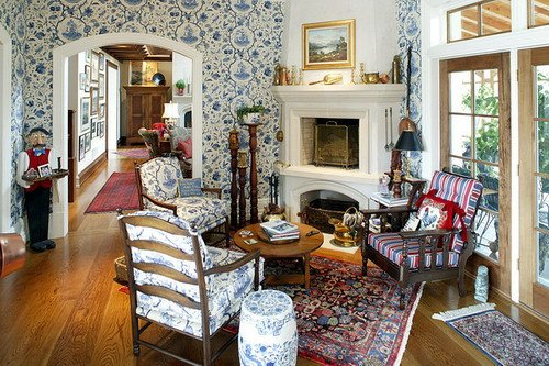 Country Traditional Living Room Lovely Most Popular Styles Country Houses Decoration Ideas Home Decor Help