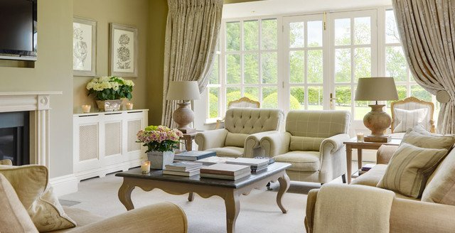 Country Traditional Living Room New Country House Ireland Traditional Living Room Dublin by Helen Turkington Design