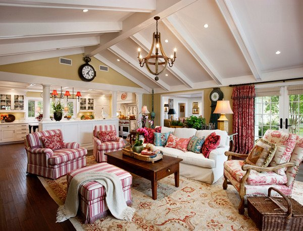 Country Traditional Living Room Unique 20 Dashing French Country Living Rooms House Decorators Collection
