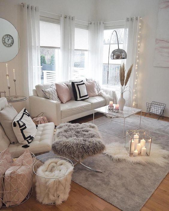 Cozy Comfortable Living Room Beautiful 46 Cozy Living Room Ideas and Designs for 2019 Warm Home isabellestyle Blog