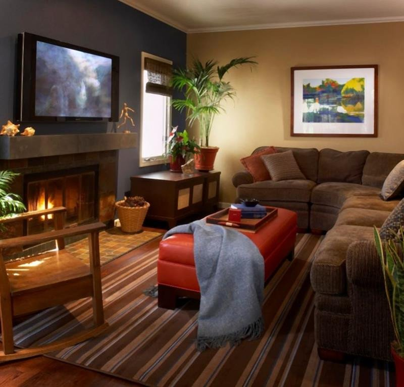 27 fortable and Cozy Living Room Designs