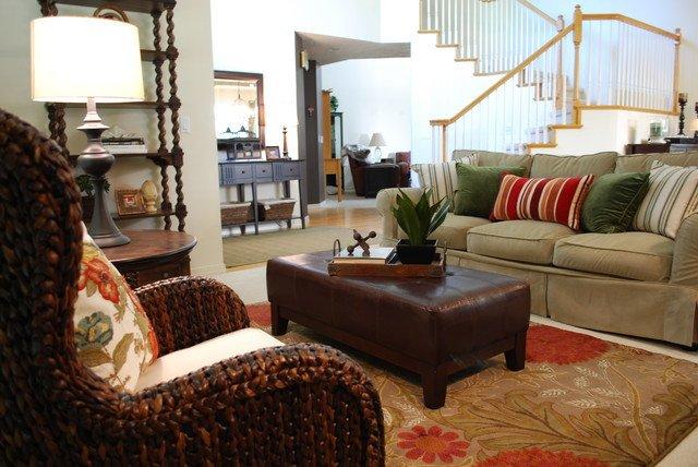 Cozy Traditional Living Room Luxury Cozy Living Room Make Over Traditional Living Room Boise by Judith Balis Interiors