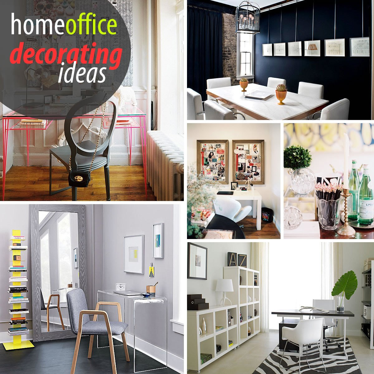 Creative Ideas for Home Decor Awesome Creative Home Fice Decorating Ideas