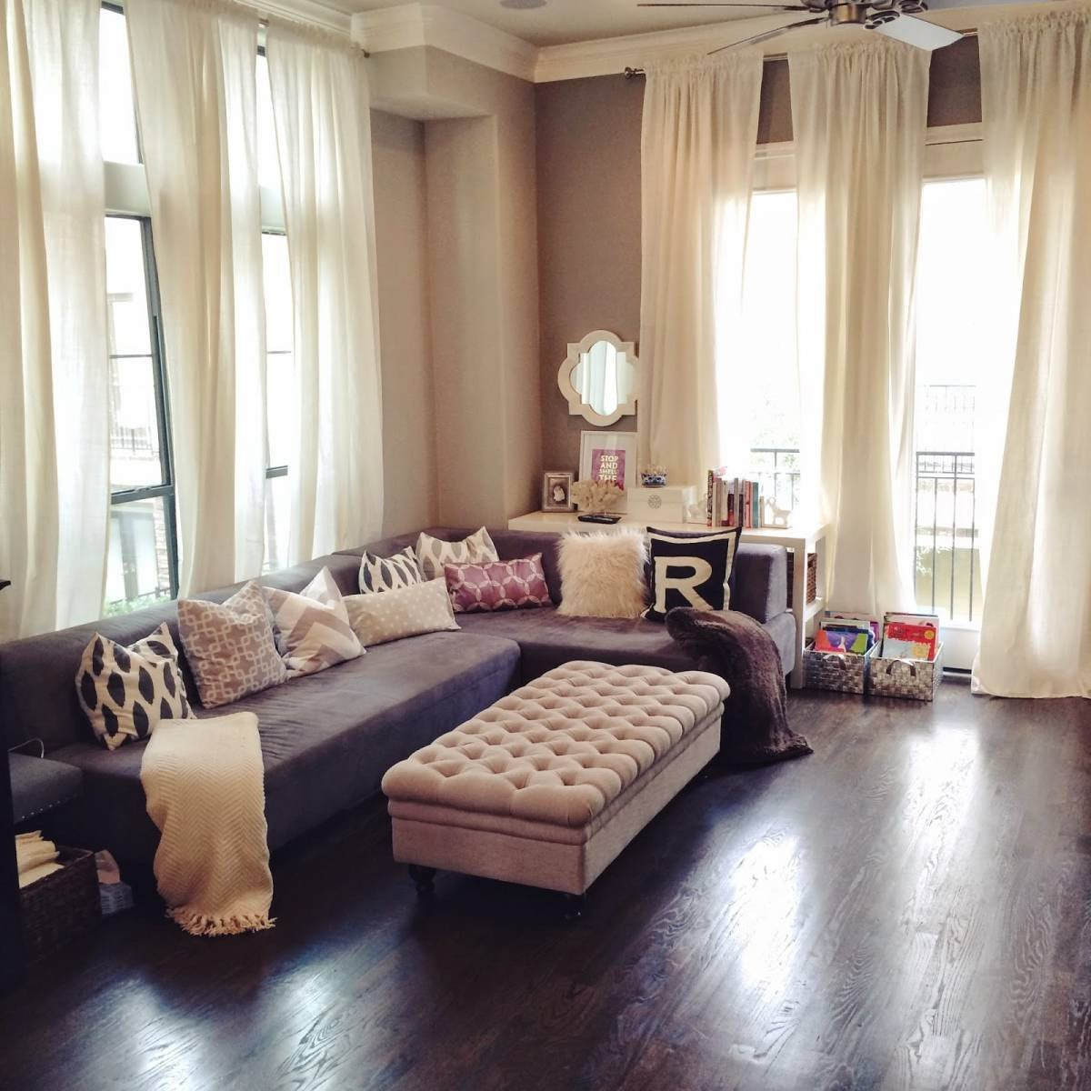 Curtain Ideasfor Living Room Best Of 25 Cool Living Room Curtain Ideas for Your Farmhouse Interior Design Inspirations
