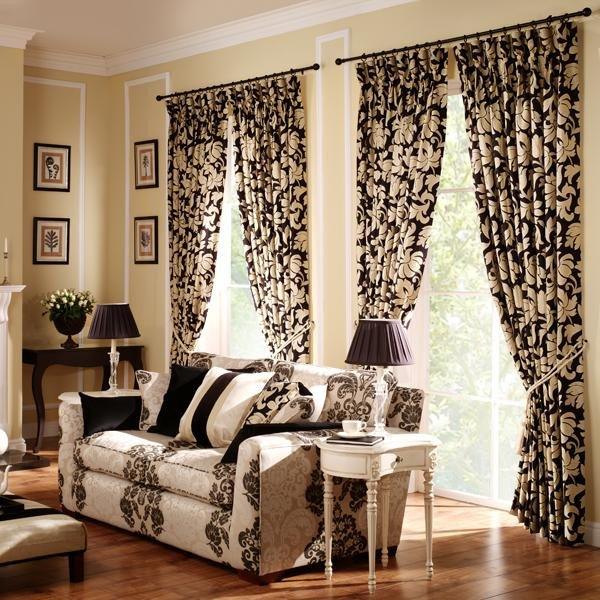 Curtain Ideasfor Living Room Inspirational Living Room Curtains Ideas Decoration Channel