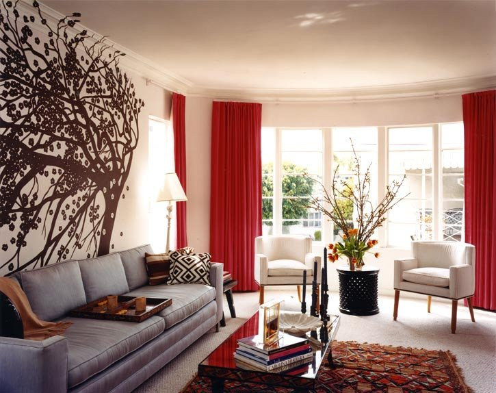 Curtain Ideasfor Living Room Unique How to Choose Living Room Curtain Ideas