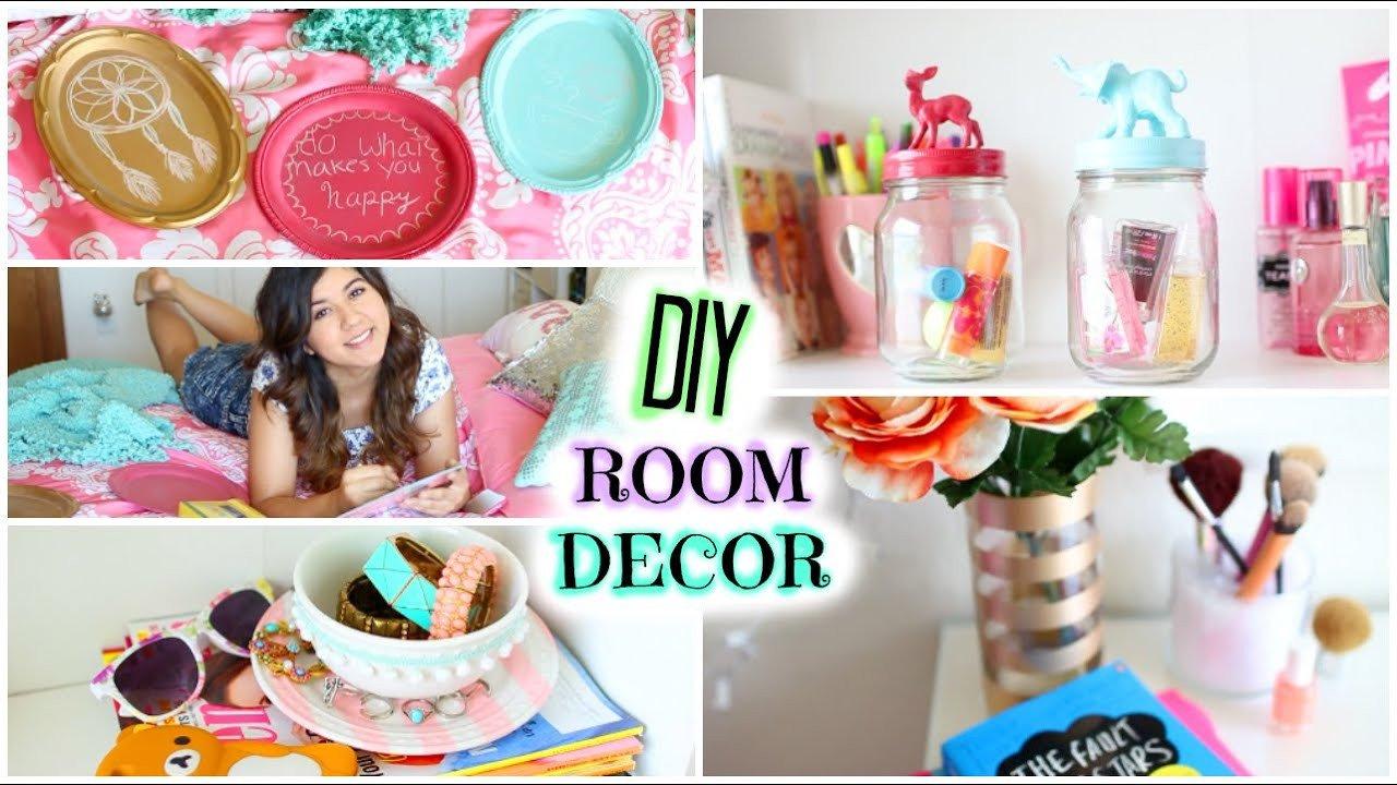 Cute Diy Room Decor Ideas Inspirational Diy Room Decor Cute & Affordable