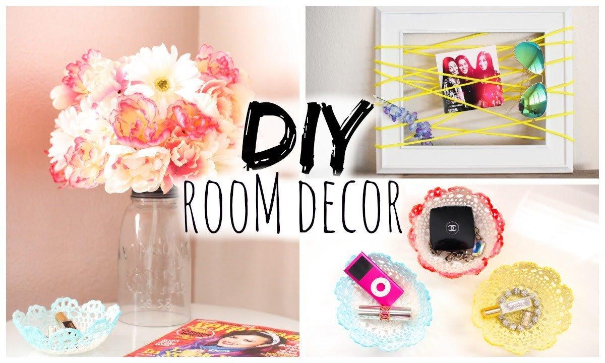 DIY Room Decor for Cheap Simple & Cute