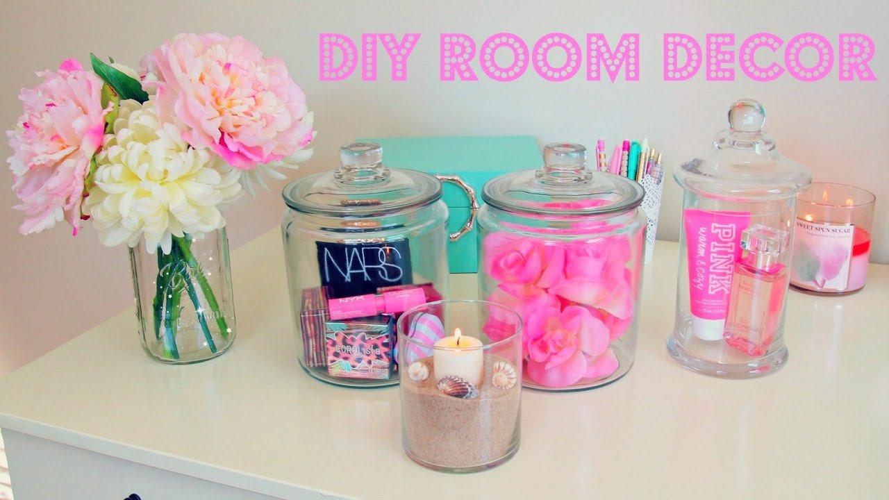 Cute Diy Room Decor Ideas Luxury Diy Room Decor Inexpensive Room Decor Ideas Using Jars