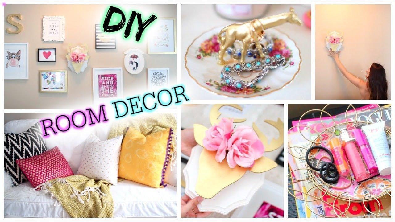 Cute Diy Room Decor Ideas New Diy Tumblr Room Decor Cute & Affordable