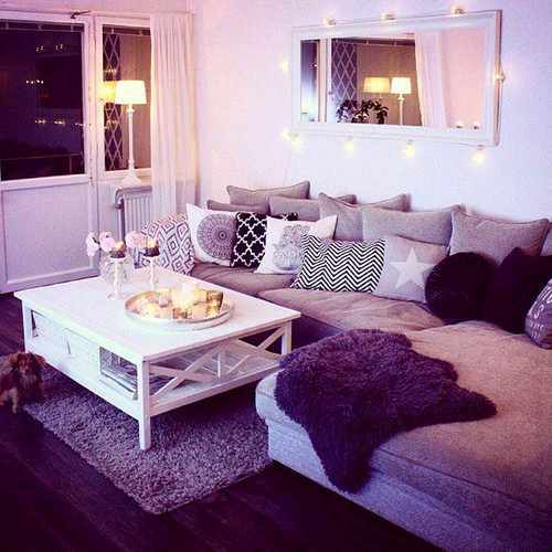 Cute Small Living Room Ideas Unique Purple Living Room