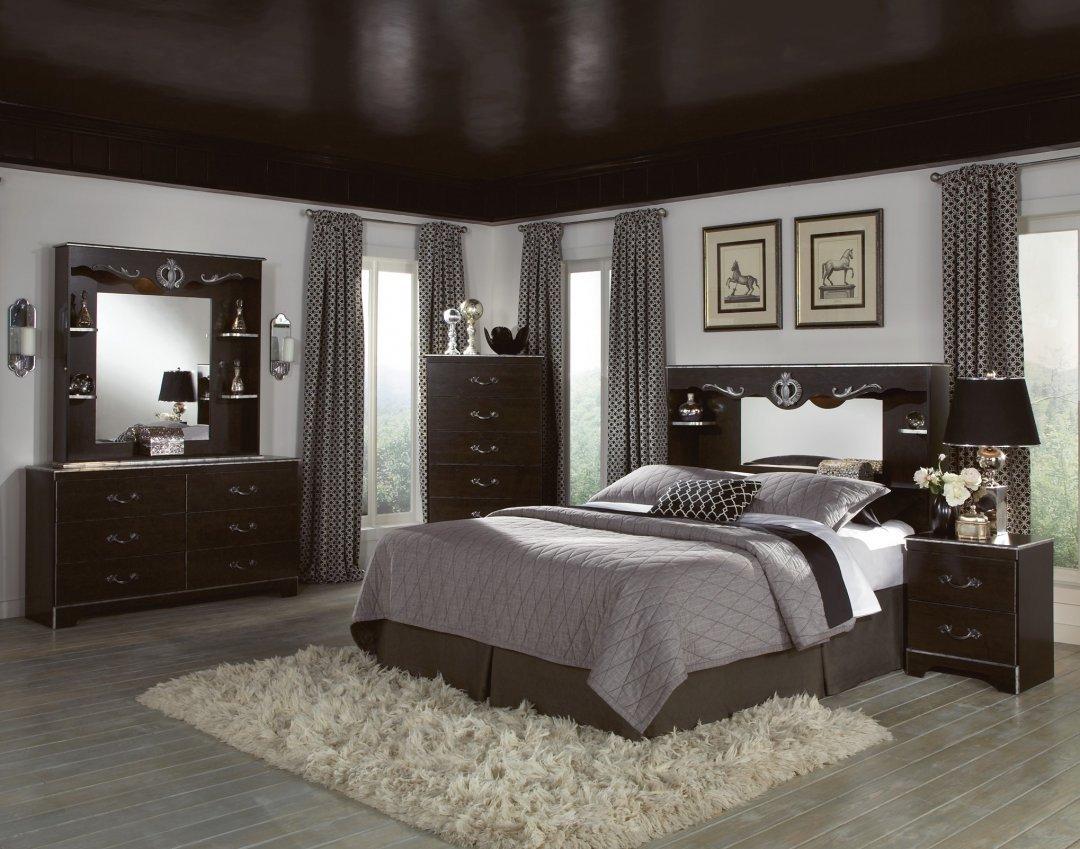 Dark Wood Bedroom Furniture Decor Best Of Dark Bedroom Furniture Cherry Wood Color Schemes Brown Bedroom Decorating Ideas Paint
