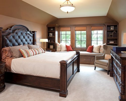 Dark Wood Bedroom Furniture Home Design Ideas Remodel and Decor