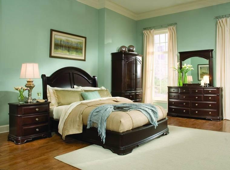 Dark Wood Bedroom Furniture Decor Lovely Light Green Bedroom Ideas with Dark Wood Furniture