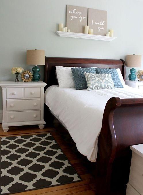 Dark Wood Bedroom Furniture Decor New 25 Dark Wood Bedroom Furniture Decorating Ideas