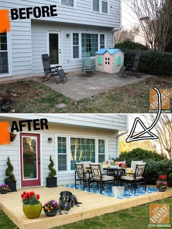 Deck Decor On A Budget Best Of 15 Stunning Low Bud Floating Deck Ideas for Your Home Homesthetics Inspiring Ideas for