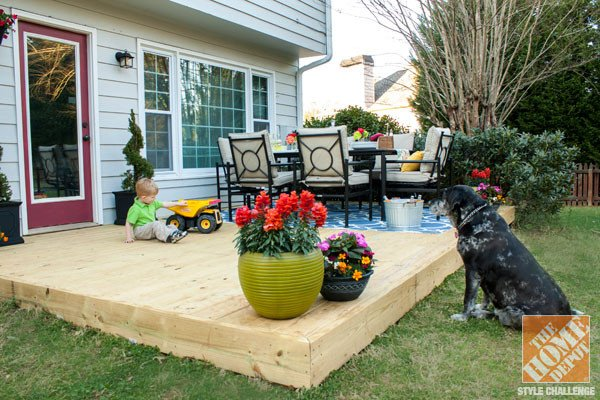 Deck Decor On A Budget Fresh Small Patio Decorating Ideas by Kelly Of View Along the Way