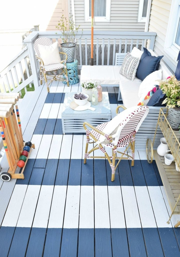 Deck Decor On A Budget Lovely 12 Diy Backyard Ideas for Patios Porches and Decks • the Bud Decorator