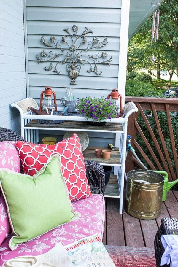 Deck Decor On A Budget Lovely Deck Decorating Ideas On A Bud