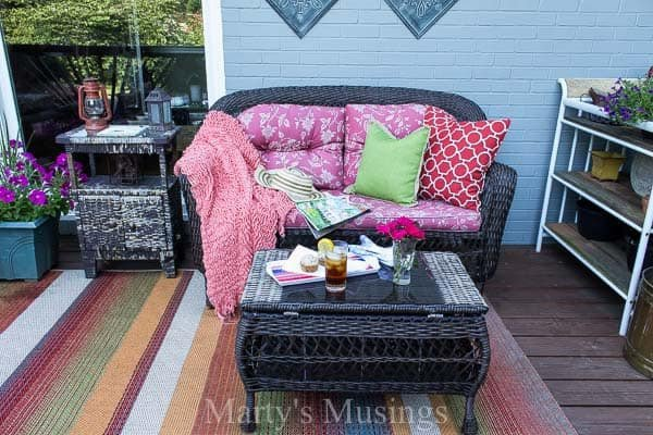 Deck Decor On A Budget New Deck Decorating Ideas On A Bud