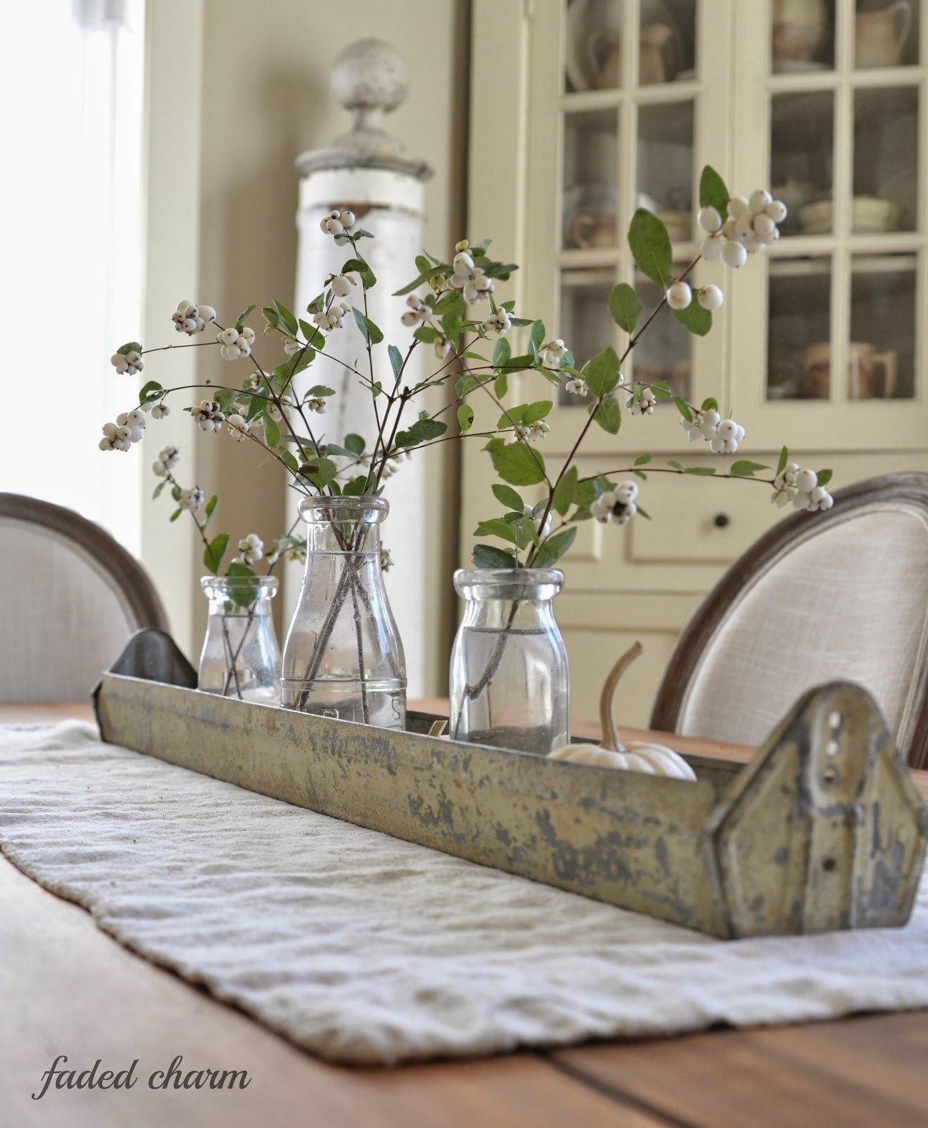 Decor Dining Room Table Centerpiece Elegant Dining Table Decor for An Everyday Look Tidbits&twine