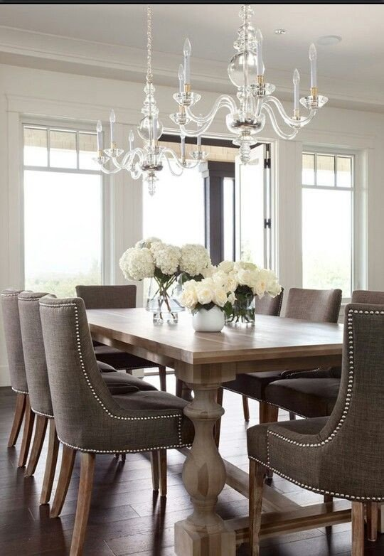 Decor for Dining Room Table Inspirational Dining Room Tables – What Chairs or Decor to Choose