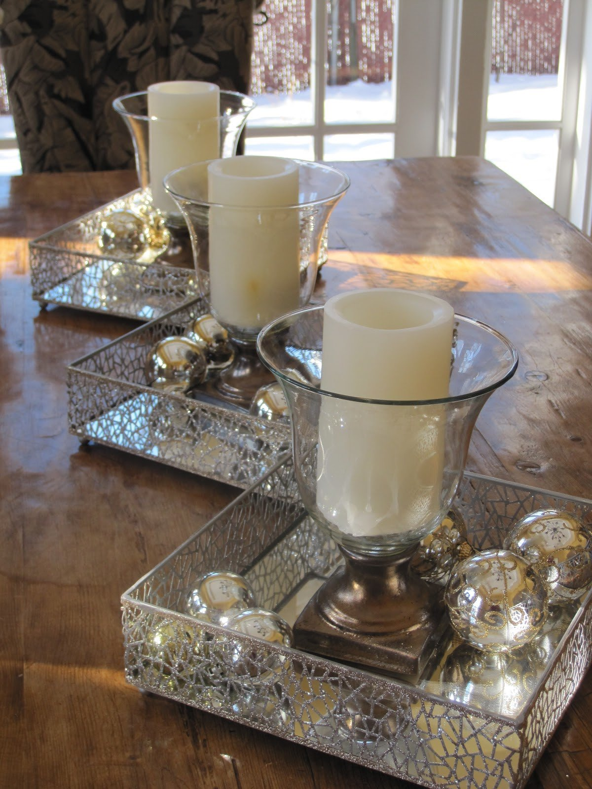 Decor for Dining Room Table Luxury Simple Details Christmas Decor Around Our Home