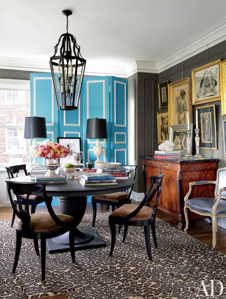 Decor for Dining Room Tables Beautiful the Most Elegant Round Dining Table Decor Ideas