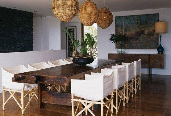 Decor for Dining Room Tables Lovely Modern Coastal Decor