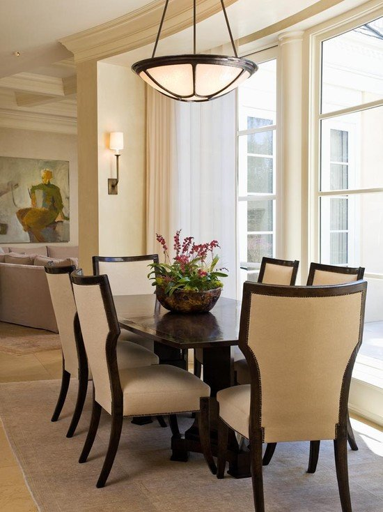 Decor for Dining Room Tables New 25 Elegant Dining Table Centerpiece Ideas