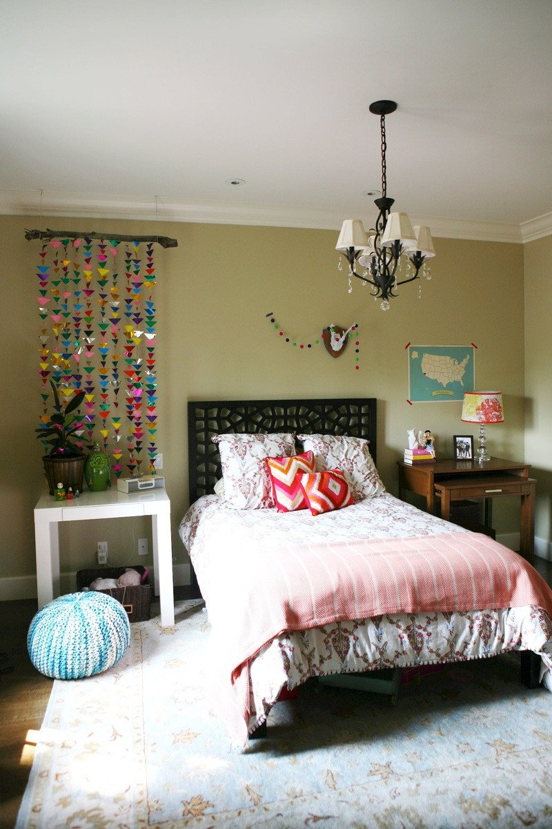 Decor for Little Girls Rooms Inspirational Gretas Not so Big Girl Room Bigdiyideas