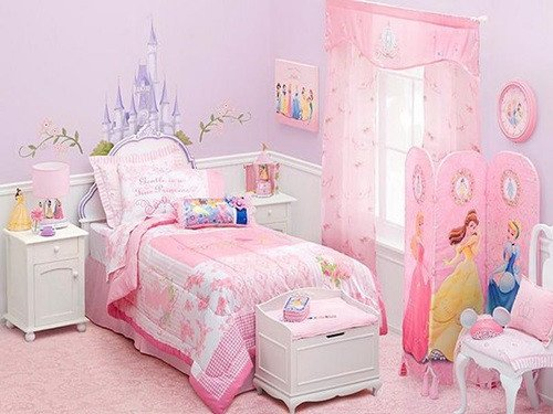 Decor for Little Girls Rooms Inspirational Pink Bedrooms for Little Girls Interior Design