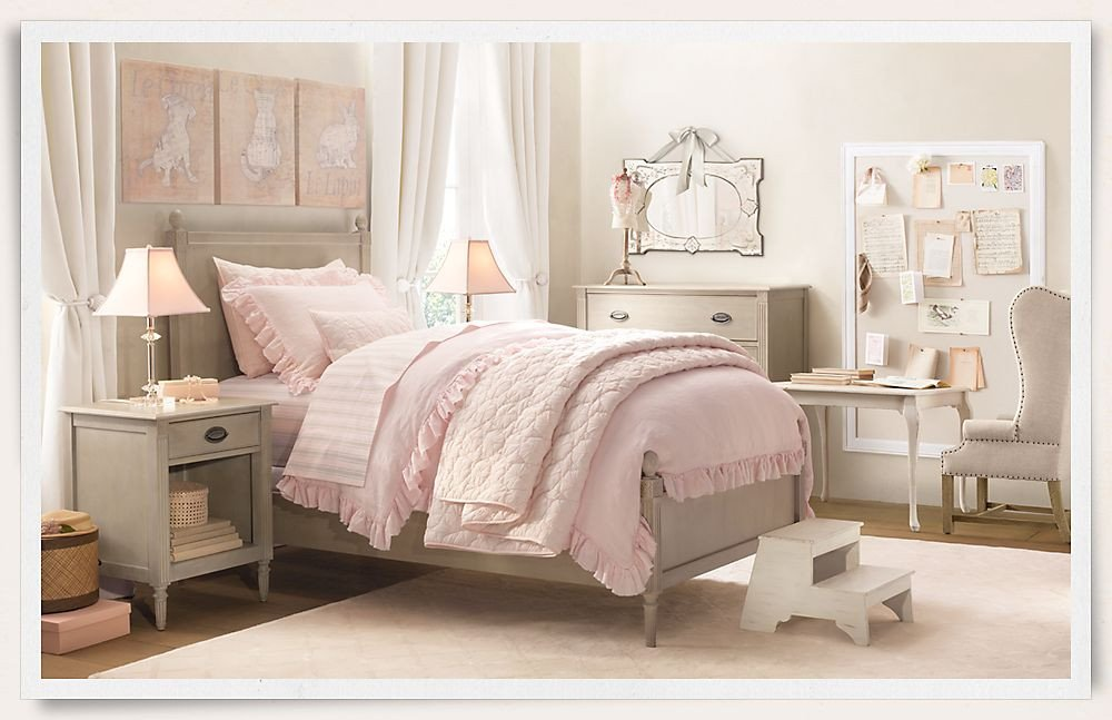 Decor for Little Girls Rooms Luxury Baby Girl Room Design Ideas