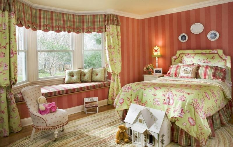 Decor for Little Girls Rooms New 15 Adorable Pink and Green Bedroom Designs for Girls Rilane