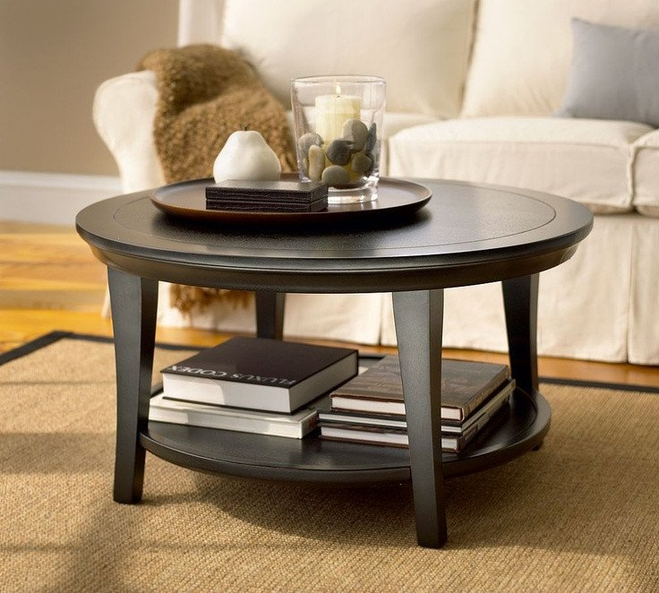 Decor for Living Room Tables Awesome Metropolitan Round Coffee Table Accessorize Furniture Pinterest