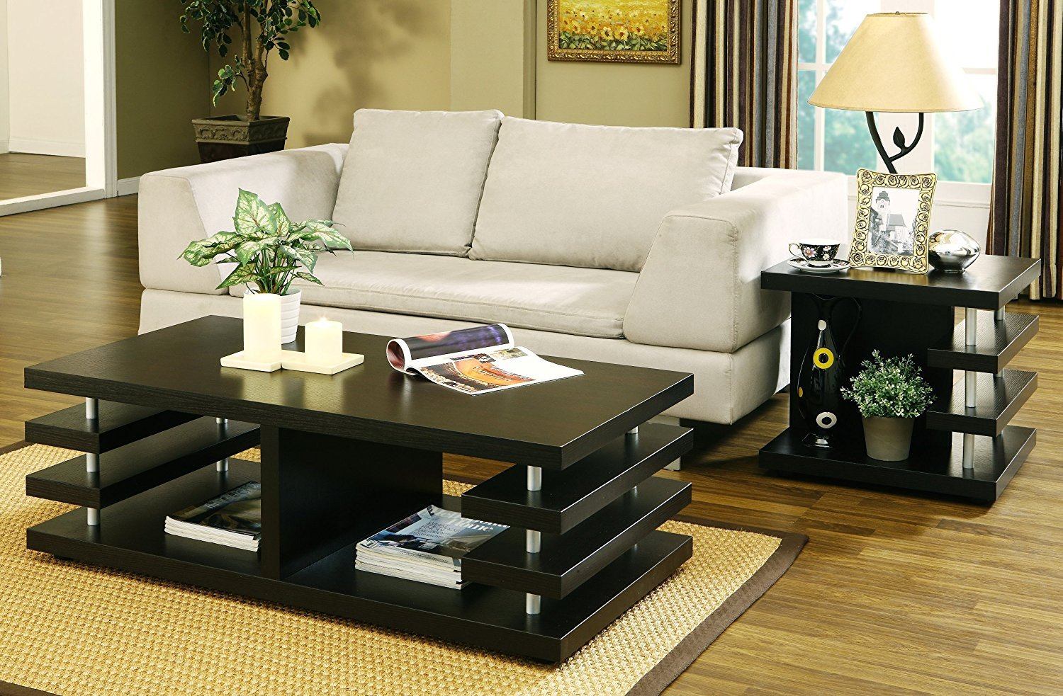 Decor for Living Room Tables Awesome Upgrade Your Living Room with Lovely Coffee and Side Tables