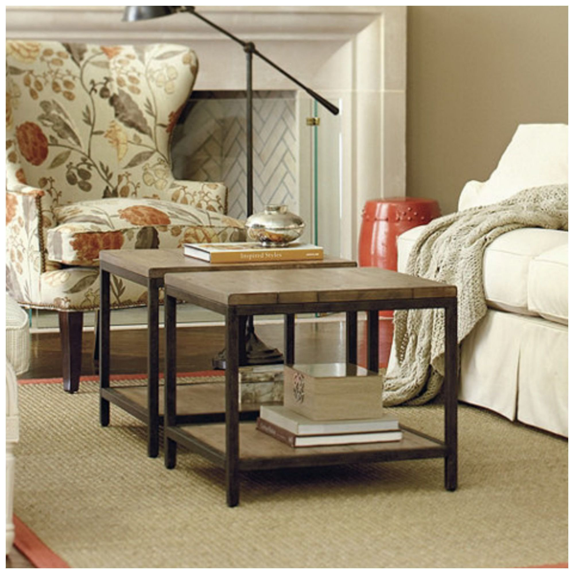 Decor for Living Room Tables Inspirational 7 Coffee Table Alternatives for Small Living Rooms