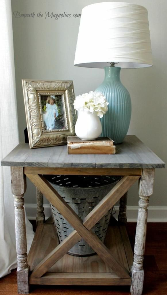 Decor for Living Room Tables Lovely Angie Henry Uploaded This Image to Ana White Rustic X Table See the Album On Bucket