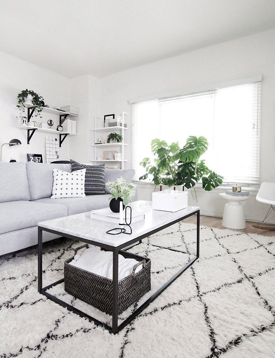 Decor for Living Room Tables Luxury How to Perfect Your Coffee Table Game In 3 Simple Steps Front Main