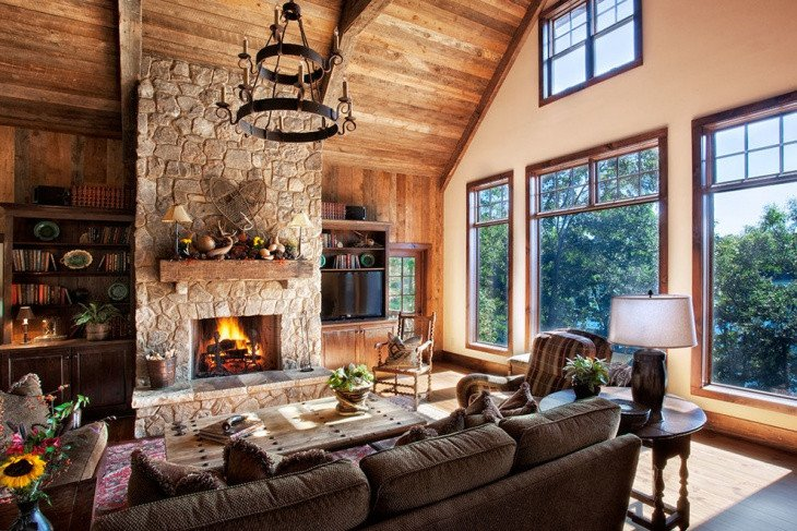Decor for Living Room Wall Inspirational 19 Rustic Living Room Designs Decorating Ideas