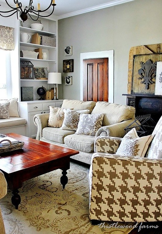 Decor for Small Living Room Beautiful Industrial Farmhouse Decorating Thistlewood Farm