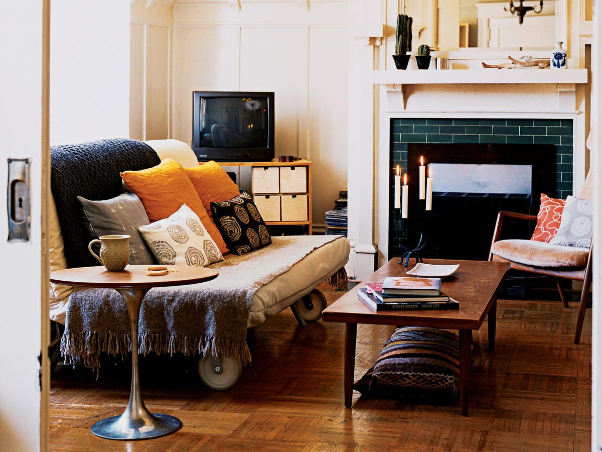Decor for Small Living Room Beautiful Small Living Room Ideas Sunset Magazine