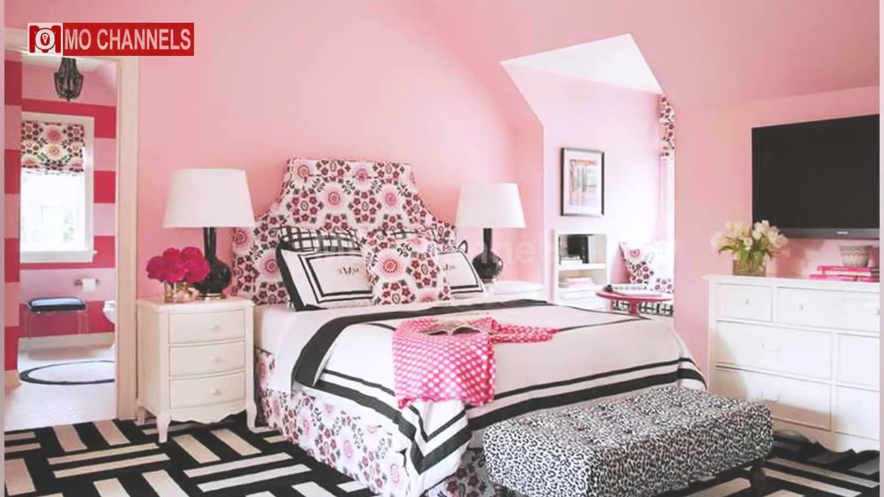 Decor for Teenage Girl Bedroom Inspirational 30 Cool Teen Girl Bedrooms 2017 Amazing Bedroom Design Ideas for Teenage Girl