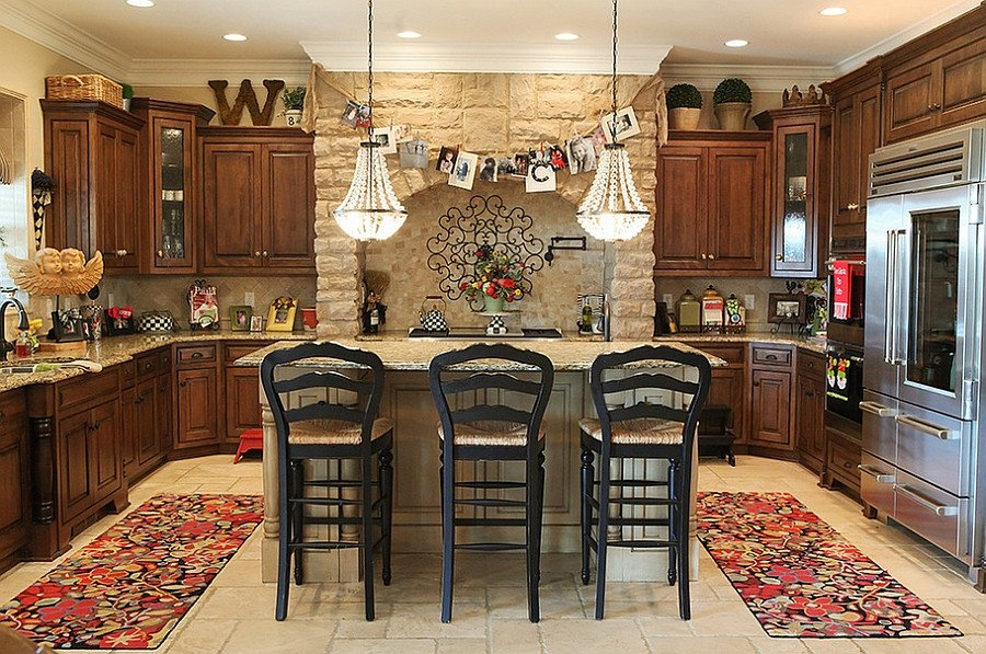 Decor Ideas Above Kitchen Cabinets Beautiful Christmas Decorating Ideas that Add Festive Charm to Your Kitchen