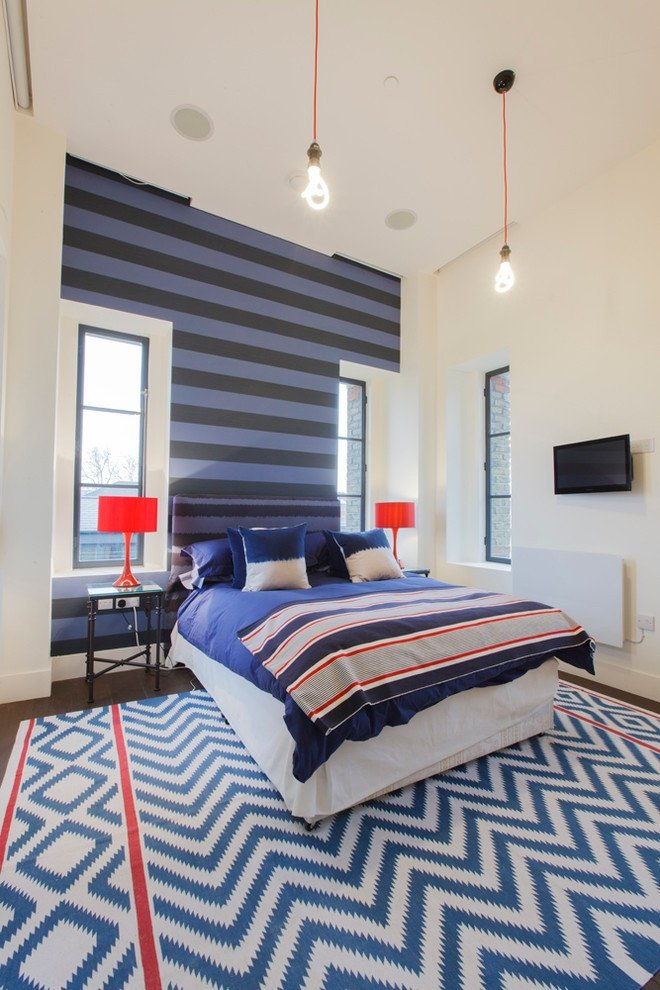 Decor Ideas for Boys Room Awesome Eye Catching Wall Décor Ideas for Teen Boy Bedrooms